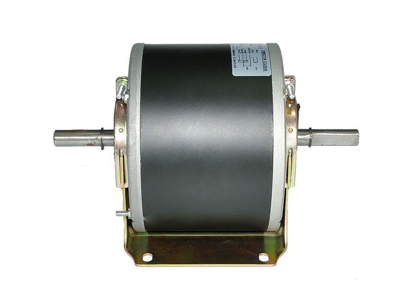 Universal Electric Air Curtain Motor Double Shaft 4 Pole 220V 60W 50hz