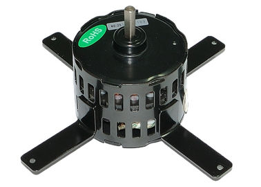 Motor Capasitor Single Phase, Mini Fan Motor 3.3 Inch untuk Ventilasi